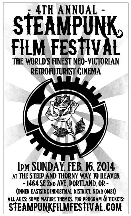 Rose City Steampunk Film Festival Pick